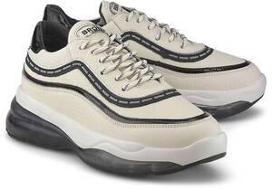 Bronx, Chunky-Sneaker Bubbly in weiß, Sneaker für Damen