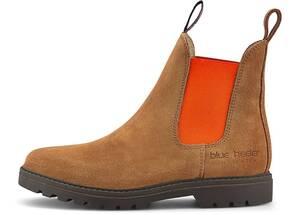 Blue Heeler, Chelsea-Boots Fraser in mittelbraun, Boots für Damen