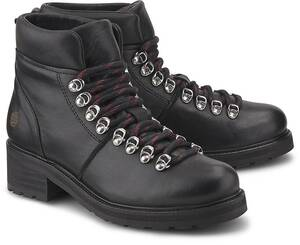 Apple of Eden, Trekking-Boots Ivone in schwarz, Boots für Damen