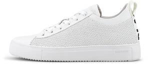 Blackstone, Mid-Cut-Sneaker Rl71 in weiß, Sneaker für Damen