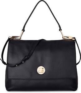 Coccinelle, Handtasche Liya in schwarz, Umhängetaschen für Damen