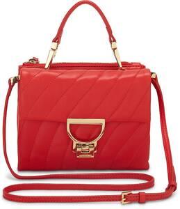 Coccinelle, Tasche Arlettis Suede in rot, Umhängetaschen für Damen