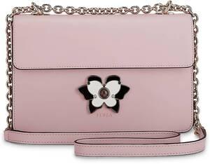 Furla, Mughetto Shoulder Bag in rosa, Umhängetaschen für Damen