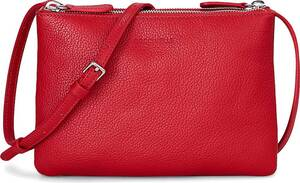 Coccinelle, Umhängetasche Coralie in rot, Umhängetaschen für Damen