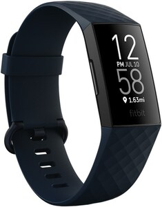 Charge 4 Activity Tracker storm blue/black