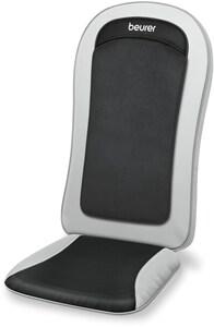 MG 201 Shiatsu-Sitzauflage Massage-Sitzauflage grau/schwarz