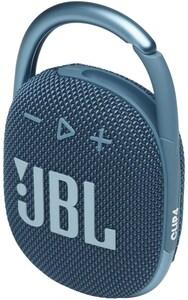 Clip 4 Bluetooth-Lautsprecher blau