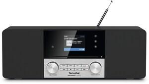 DigitRadio 3 Voice CD/Radio-System schwarz/silber