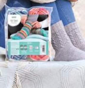 Strickset Hot Socks Friends