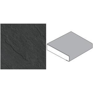 """Getaelements              Küchenarbeitsplatte """"porto schiefer"""", 4100x600x39mm"""