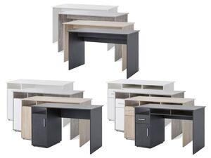 Wilmes Serie Maxi-Office, Schreibtisch 125 x 60 cm