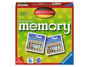 Ravensburger Gesellschaftsspiel Deutschland memory®