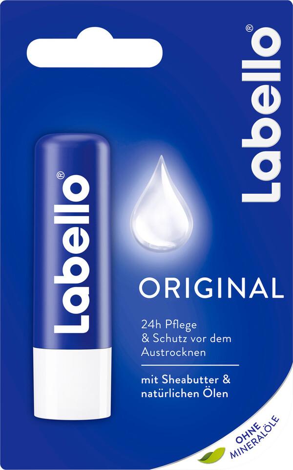Labello Lippenpflegestift Original 5,5ML