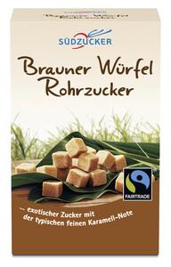 Südzucker Brauner Würfel-Rohrzucker Fairtrade 500 g
