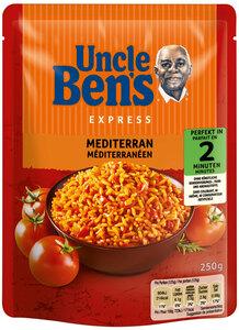 Uncle Ben's Express Reis Mediterran