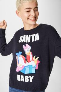 Weihnachtspullover - Disney
