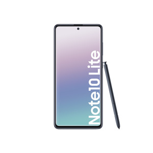 SAMSUNG Galaxy Note10 Lite Smartphone - 128 GB - Aurora Black