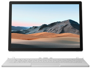 MICROSOFT Surface Book 3, Convertible mit 13.5 Zoll Display, Core™ i5 Prozessor, 8 GB RAM, 256 GB SSD, Intel® Iris™ Plus Graphics, Platin