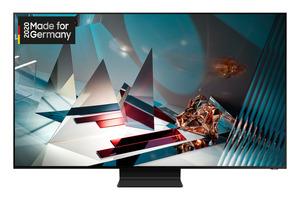 SAMSUNG GQ65Q800T QLED TV (Flat, 65 Zoll/163 cm, UHD 8K, SMART TV)