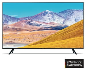 SAMSUNG GU75TU8079 LED TV (Flat, 75 Zoll/189 cm, UHD 4K, SMART TV)