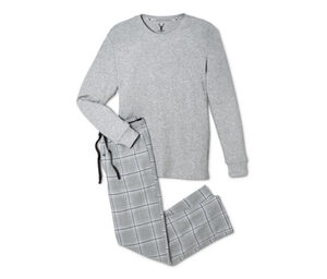 Pyjama mit Flanellhose