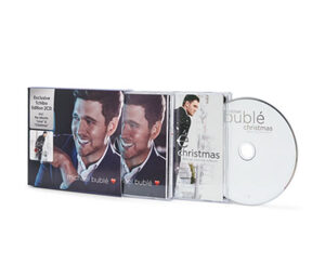 """Doppel-CD Michael Bublé """"Love Deluxe"""" und """"Christmas Deluxe"""""""
