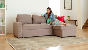Dacota Lounge sofa mit Bettfunktion