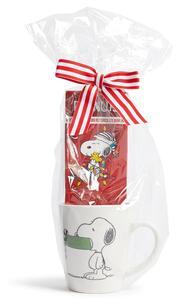 """""""Snoopy"""" Tasse mit heißer Schokolade"""