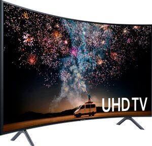 Samsung UE65RU7379 Curved-LED-Fernseher (163 cm/65 Zoll, 4K Ultra HD, Smart-TV, AirPlay)