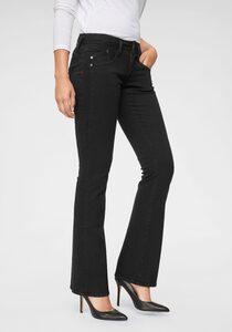 Herrlicher Bootcut-Jeans »GINA BOOT« Superstretch Low Waist