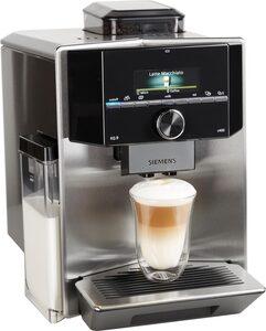 SIEMENS Kaffeevollautomat EQ.9 s400 TI924501DE, individualCoffee System: Persönliches Getränke-Menü für bis zu 6 Profile.