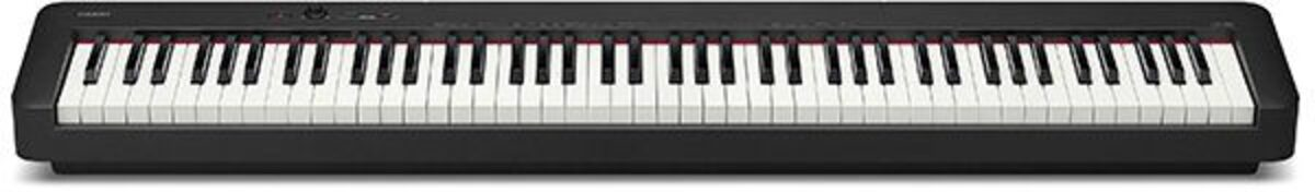 Bild 3 von CASIO Digitalpiano »CDP-S100«, (Set), mit Stand, Pedal, Netzadapter und Notenhalter