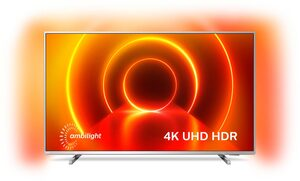 Philips 58PUS8105 LED-Fernseher (146 cm/58 Zoll, 4K Ultra HD, Smart-TV, 3-seitiges Ambilght)