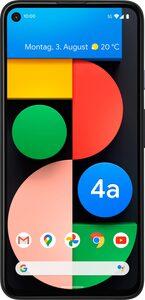 Google Pixel 4a 5G Smartphone (15,8 cm/6,2 Zoll, 128 GB Speicherplatz, 12 MP Kamera)