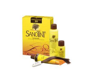 Sanotint Haarfarbe Nr. 30 Dunkelblond Warm 125 ml