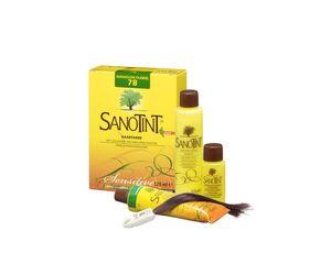 Sanotint Haarfarbe Sensitive light Nr. 78 Mahagoni Dunkel 125 ml