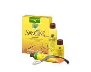 Sanotint Haarfarbe Sensitive light Nr. 72 Dunkelaschblond 125 ml