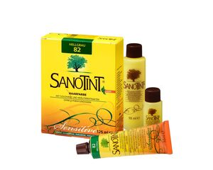 Sanotint Haarfarbe sensitive light Nr. 82 Hellgrau 125 ml