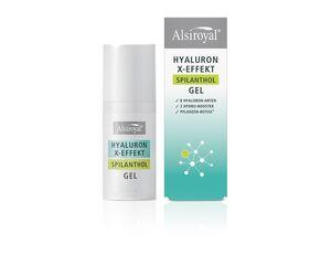 Alsiroyal Hyaluron X-Effekt Spilanthol Gel 30 ml