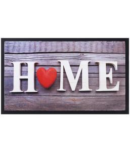Hamat Fußmatte Home Heart, 75 x 45 cm