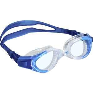 Schwimmbrille Futura Biofuse Flexiseal klar blau