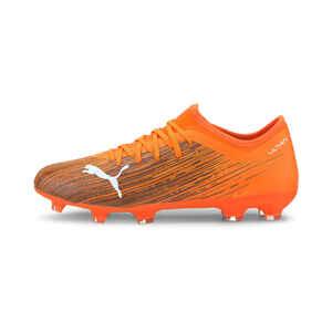 Fussballschuhe Nocken Ultra 3.1 FG/AG Erwachsene orange