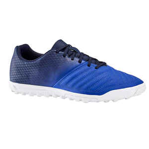 Fußballschuhe Multinocken Agility 140 HG Erwachsene blau