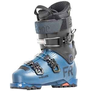 Skischuhe Freeride Herren FR900 LT Flex 100 blau