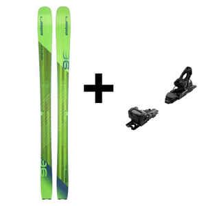 Ski Freeride RIPSTICK 96 Elan Herren mit Bindung