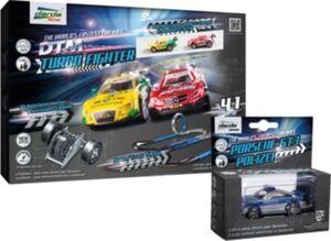 DARDA®-Bundle: DTM Turbo Fighter + Gratis Porsche GT3 Polizei