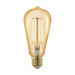 XXXLutz Led-leuchtmittel e27 4 w , 11696 , Klar , Glas , 14.3 cm , klar , 003348059404