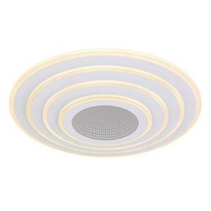 Novel Led-deckenleuchte , 48544Shlu Smart Home , Weiß , Metall, Kunststoff , 500 mm , 6.5 cm , Stufenschalter, Farbtemperaturwechsler , 004558287201