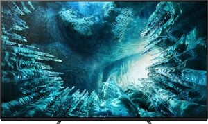 Sony KD75ZH8BAEP LCD-LED Fernseher (189 cm/75 Zoll, 8K, Android TV)