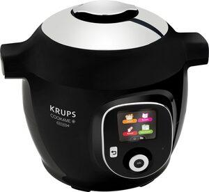 Krups Multikocher CZ7158 Cook4Me+ Connect, 1600 W, 6 l Schüssel, appfähig